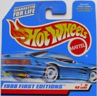 1998 Hot Wheels First Editions (aka New Models) - You Pick!!!