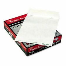 Survivor Tyvek Mailer, Side Seam, 9 1/2 x 12 1/2, White, 100/Box (Quar1520)