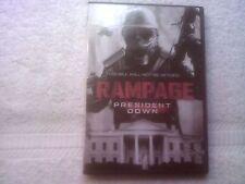 Rampage: President Down (DVD, 2016) SKU 122