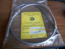 NOS MC Brand Honda CB93 CB160 CL160 Front Brake Cable Grey 45450-216-000 Japan