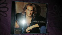CD Michael Bolton / The one Thing - Pop Album 1993