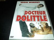 "DVD NEUF ""DOCTEUR DOLITTLE"" Eddie MURPHY / film enfants"