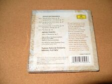 Rachmaninov: Symphonies Nos.1-3; The Bells Symphonic Dances (2011) 4 cd Set New