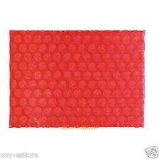 """500 Anti Static Bubble Envelopes Wrap Bags 2.5"""" x 3""""_65 x 75mm_Flat Open Top"""