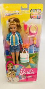 Barbie Stacie Rare Dreamhouse Adventures Travel Teen Sister Mattel Doll Set NEW