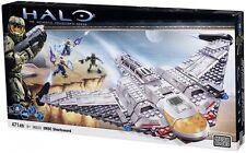 Mega Bloks Halo UNSC Shortsword Buildable Playset  – 96835 New – Rare
