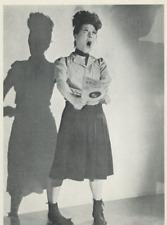 Germaine Germain Vintage silver print,Manouche was born in 1913 in Paris, Fran