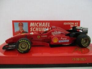 FERRARI F310, #1, Michael Schumacher, 1996!!!