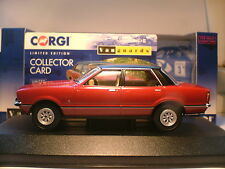SUPERB NEW VANGUARDS 1979 1/43 FORD CORTINA MK 4 2.0 GHIA LOW CERT 42 RHD NLA