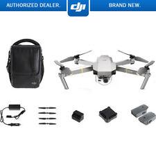 DJI Mavic Pro Platinum Quadcopter Drone with 4K Camera + Wi-Fi Fly More Combo
