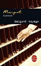 Maigret voyage, Georges Simenon