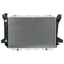 1451 Fits Ford Bronco Radiator 85-93 V8 Ford F-150 F-250 85-96 5.0 5.8 V8 3 Row