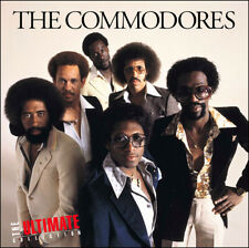 COMMODORES  * 15 Greatest Hits * NEW CD * All Original Versions * Lionel Richie