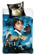 Harry Potter und der Stein der Weisen Wende-Bettwäsche-Set 135x200 Bettwaren