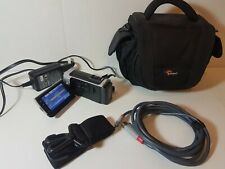Sony HDR-CX100 High Definition Camcorder HandyCam MegaPixel W/ Case,Accessories
