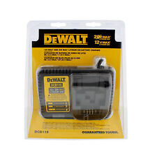 Dewalt DCB115 12V MAX and 20V MAX Lithium Ion Battery Charger Brand New