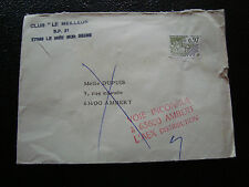 FRANCE - enveloppe 1982 timbre preoblitere yt n° 174 (cy53) french