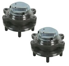 Pair Set 2 Front Moog Wheel Bearing Hub Kit for Infiniti EX35 FX35 G37 M35 RWD