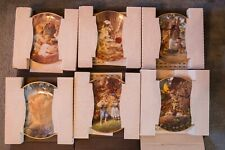 Classic Fairy Tales Knowles collector plates Scott Gustafson Set of 6