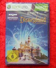 Disneyland Adventures KINECT, XBox 360 Spiel, Neu, deutsche Version