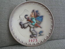 1973 Hummel Collectors Plate