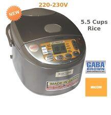 ZOJIRUSHI NS-YSQ10 Fuzzy Logic Rice Cooker 1L 220V-230V