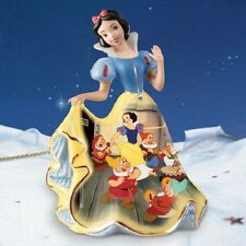 Forever Snow White - Disney Bell Figurine - Dresses and Dreams