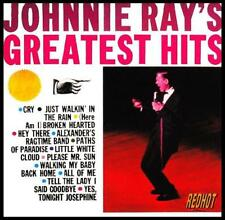 Greatest Hits Australian IMPORT 2005 Johnnie Ray CD