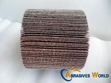 115mmX100mm Drum Abrasive Sanding Cloth Polishing Wheel (Cylinder buffing wheel)