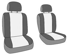 Seat Cover Front Custom Tailored Seat Covers fits 10-16 Toyota 4Runner