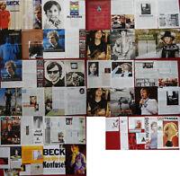 ⭐⭐⭐⭐ 38 Magazinseiten  /  Pages  ⭐⭐⭐⭐  BECK ⭐⭐⭐⭐  COLLECTION / Sammlung ⭐⭐⭐⭐