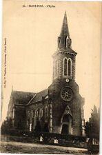 CPA  Saint-Pois - L'Eglise    (245807)