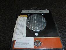 Harley Davidson XL1200 V Sportster 2007-15 cubierta del temporizador (emblema) del mercado de accesorios