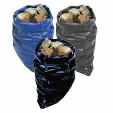 More details for rubble sacks builders rubbish waste heavy duty strong black bags tough bulk