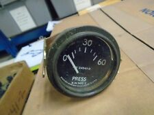 military vehicle 0-60 psi oil pressure guage ms-24541-2
