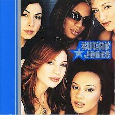 Sugar Jones by Sugar Jones (CD, Jul-2001, Universal) Free Ship #JI24
