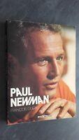 Paul Newman Francois Guerf Collezione Teste D'Poster 1975 Pac Parigi Spilla Be