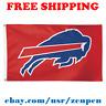 Deluxe Buffalo Bills Team Logo Flag Banner 3x5 ft NFL Football 2019 NEW