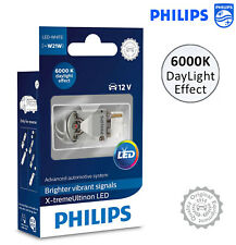 Philips X-tremeUltinon W21W LED T20 WHITE Car Signaling T16 Reverse Bulb 6000K