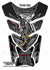 Honda Hornet CB600F CB900F 98 - 13 Motorcycle Tank Pad Motografix Gel Protector
