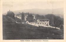 9662) FIGLINE VALDARNO (FIRENZE) SPEDALE SERRISTORI PANORAMA VIAGGIATA NEL 1935.
