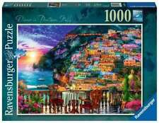 Ravensburger Dinner in Positano Italy Jigsaw Puzzle - 1000 Pieces