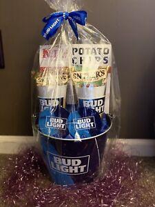 Birthday Favors Light Blue Gift Baskets Lohri Favors Wedding Favors Baby Shower Favors Easter Baskets