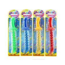 """Plastic Bubble Swords - 11"""""""