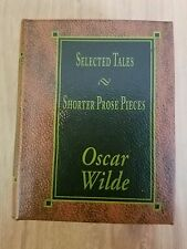 Selected Tails Shorter Prose Pieces Del Prado Miniature Book Oscar Wilde