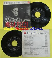 LP 45 7'' NILLA PIZZI Mandulino d'o texas Vurria italy RCA 45N 0684 no cd mc dvd