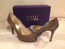 Stuart Weitzman Dippy Pyrite Nocturn NW74254 Size 8.0