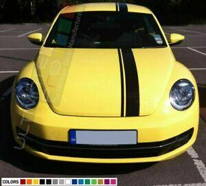 Stripe Kit Sticker Graphic Decal for Volkswagen VW Beetle A5 Spoiler Headlight