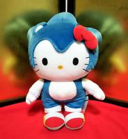Sanrio HELLO KITTY Plush doll SONIC from Japan Big