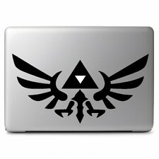"Zelda Triforce Emblem for Macbook Air Pro 13 15 17"" Laptop Vinyl Decal Sticker"